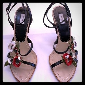 Prada Sandals!